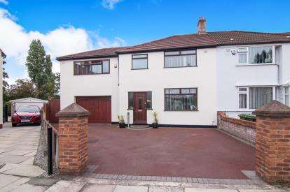 4 Bedrooms Semi Detached House for sale in Beech Grove, Netherton, Liverpool, Merseyside, L30