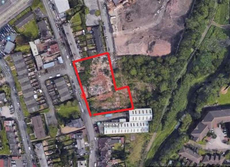 1 Bedroom Land Commercial for sale in Mill Street, Tipton, Bilston, DY4 7EB