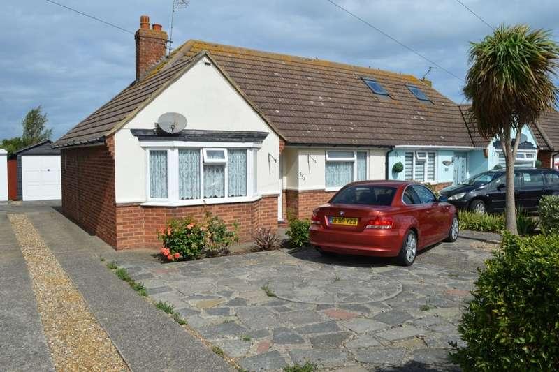 2 Bedrooms Semi Detached Bungalow for sale in Canterbury Road, Birchington, CT7