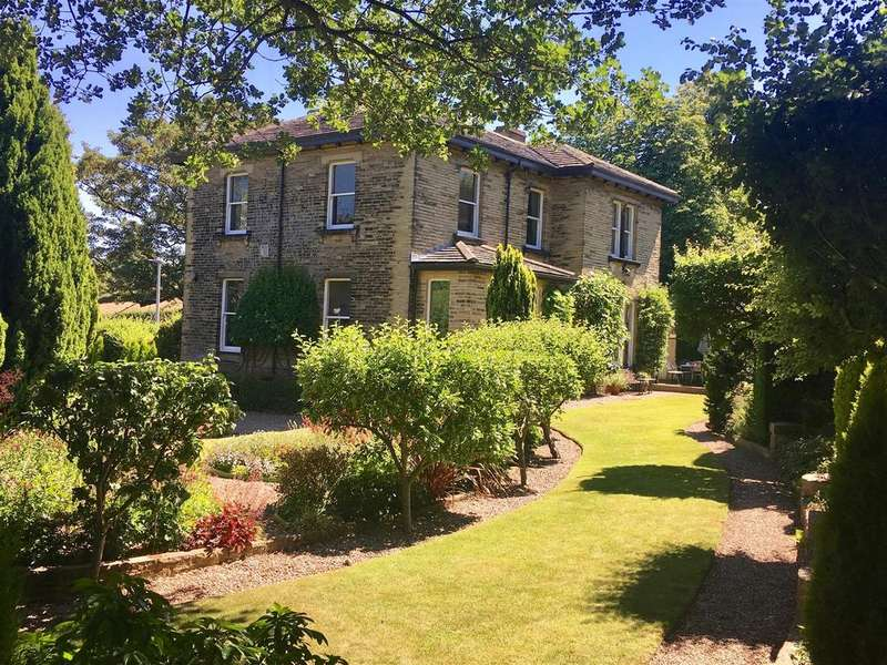 5 Bedrooms Detached House for sale in Hopton Lane, Upper Hopton, Mirfield, WF14 8ER