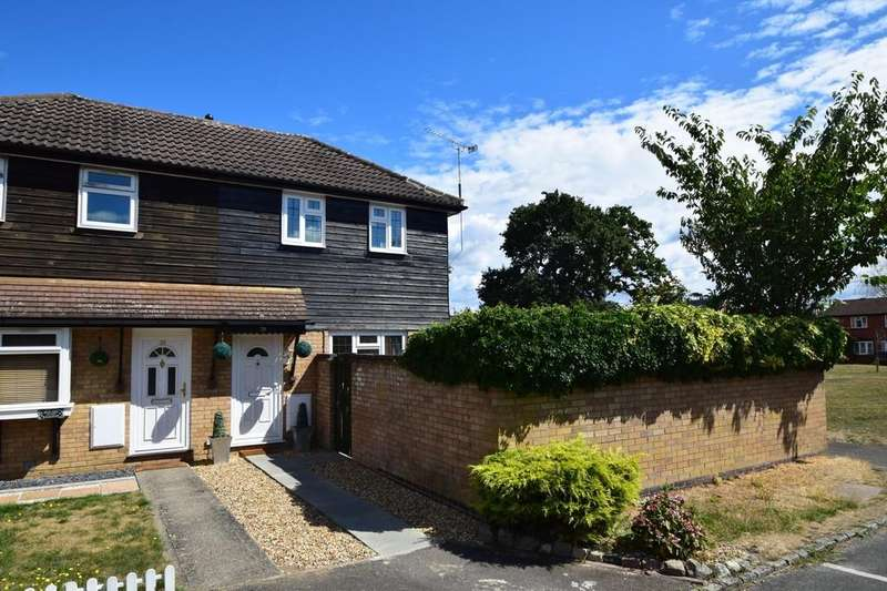 1 Bedroom Terraced House for sale in Wargrove Drive, College Town, Sandhurst