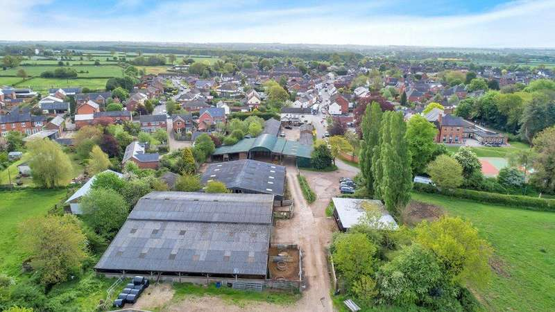 Plot Commercial for sale in Gilmorton, Lutterworth, Leicestershire
