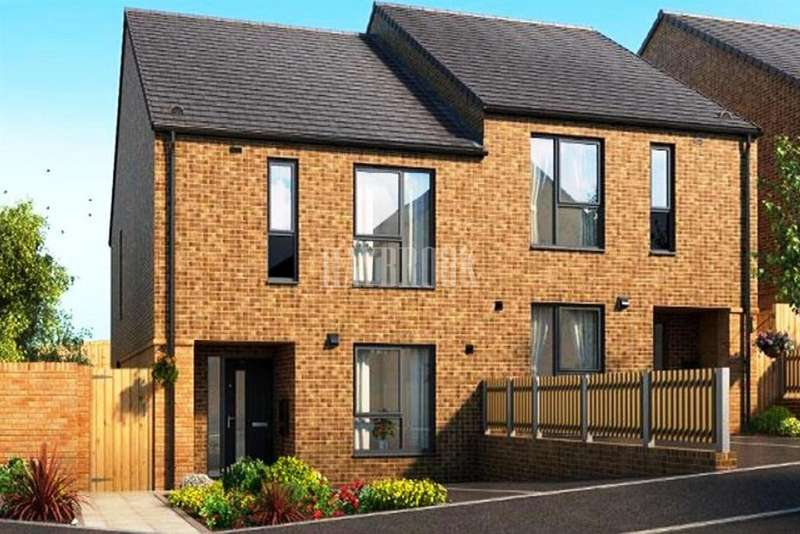 2 Bedrooms Semi Detached House for sale in The Foxhill, Park Grange Road, Norfolk Park, Shef