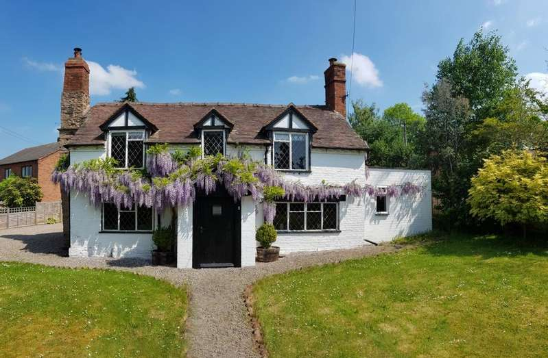 5 Bedrooms Detached House for sale in St Michaels House, St Michaels, WR15