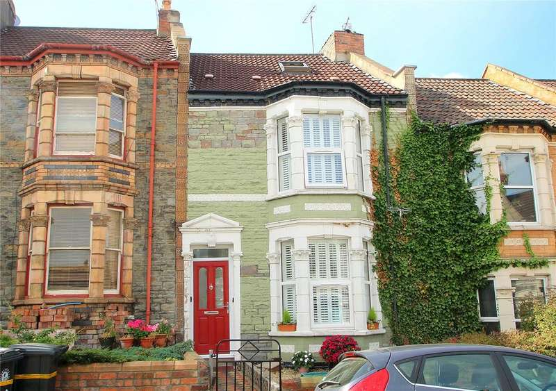 3 Bedrooms Terraced House for sale in Islington Road, Southville, Bristol, BS3