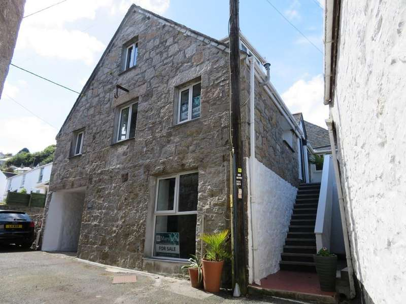 4 Bedrooms Cottage House for sale in Fradgan Place, Newlyn, Penzance