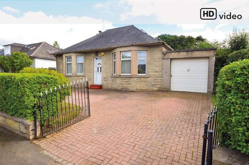 4 Bedrooms Bungalow for sale in Hailes Gardens, Colinton, Edinburgh, EH13 0JH
