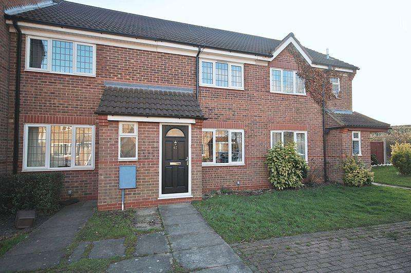 2 Bedrooms Terraced House for sale in The Meadows, Flitwick