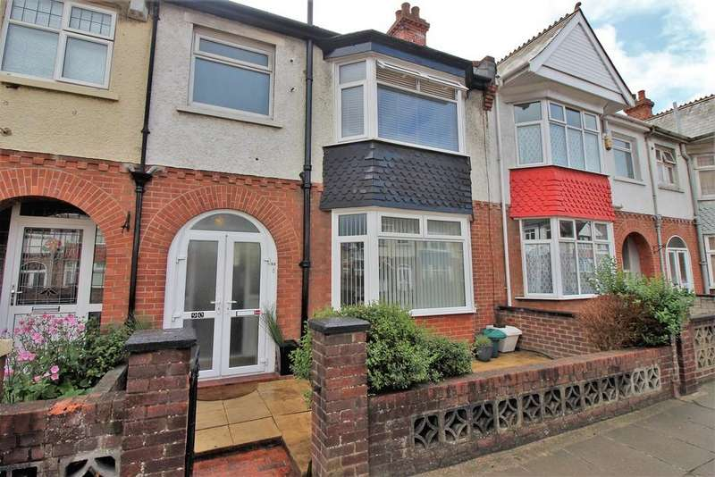 3 Bedrooms Terraced House for sale in Northern Parade, Hilsea