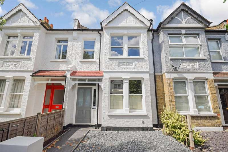 3 Bedrooms House for sale in Prince Georges Avenue, Raynes Park
