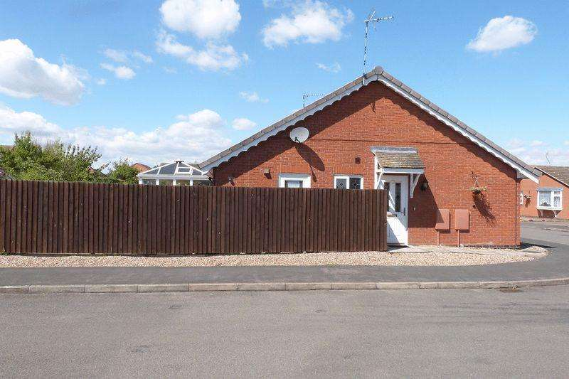 2 Bedrooms Semi Detached Bungalow for sale in Shenton Close, Thurmaston