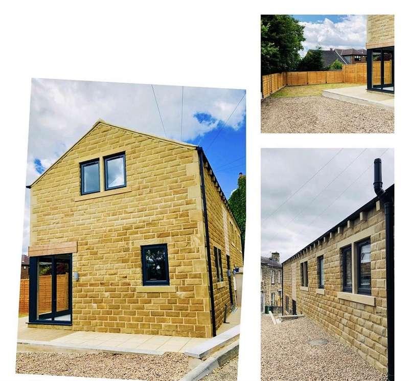 2 Bedrooms Detached House for sale in Bracken Hill, Mirfield, WF14 0EZ