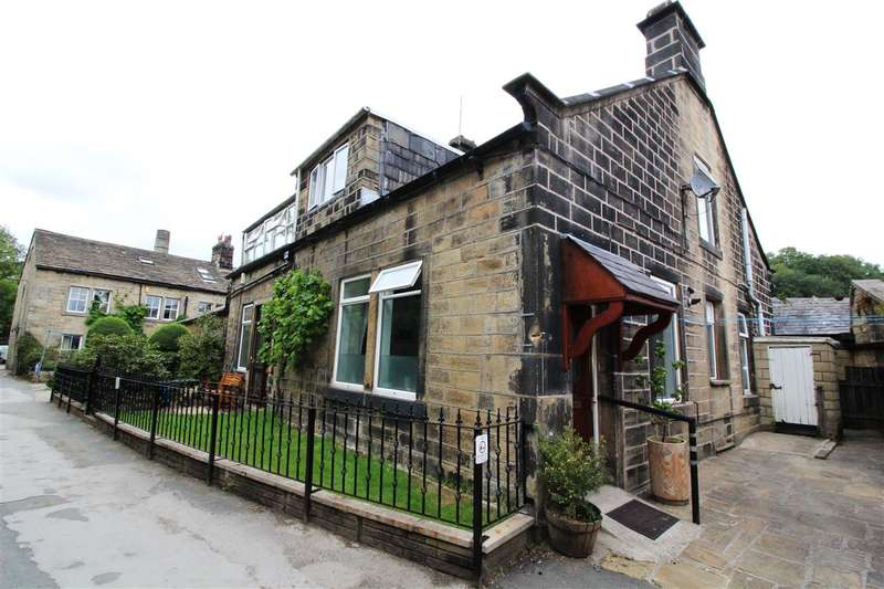 4 Bedrooms Detached House for sale in Canal House, Hebble End, Hebden Bridge