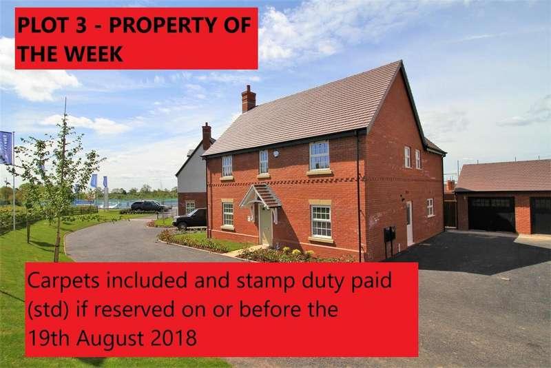 4 Bedrooms Property for sale in Heather Lane, Ravenstone, Coalville