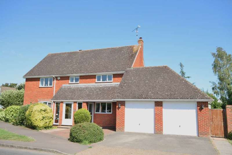 4 Bedrooms Detached House for sale in The Orchards