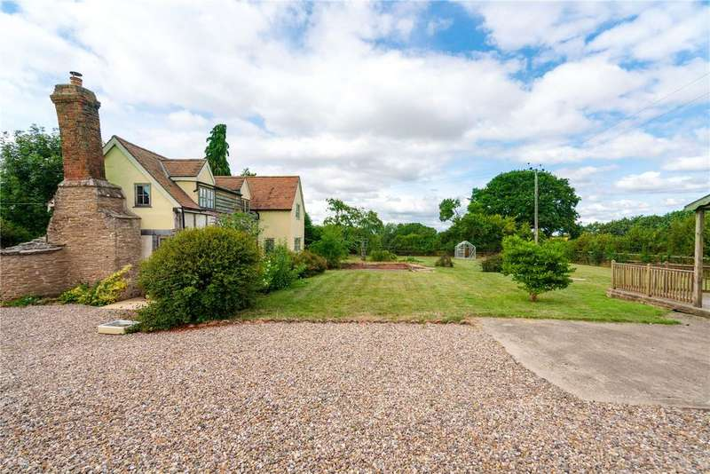 3 Bedrooms Detached House for sale in Romers Common, Bockleton, Tenbury Wells, Worcestershire