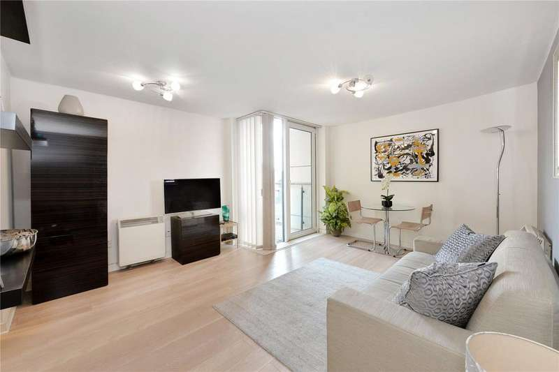 1 Bedroom Flat for sale in Berglen Court, Branch Road, London