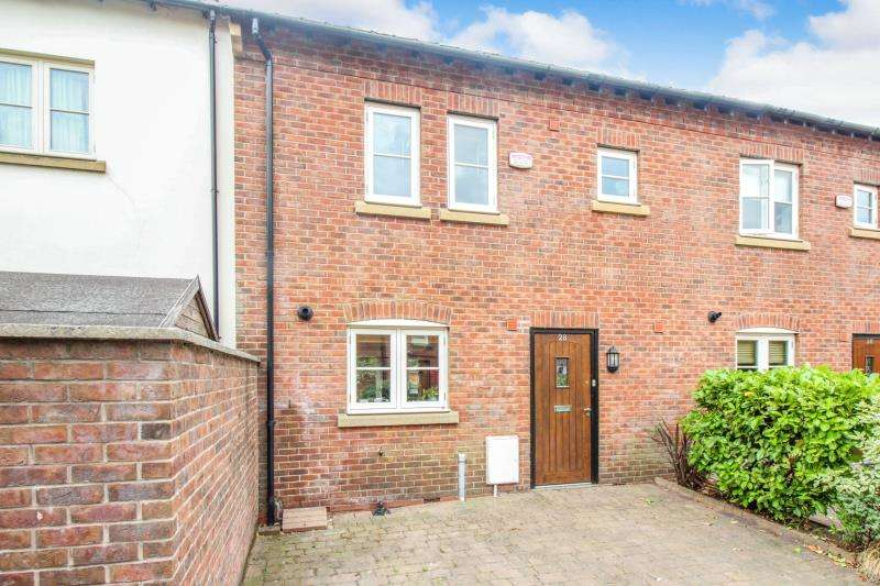 4 Bedrooms Mews House for sale in Tarvin Avenue , Heaton Chapel