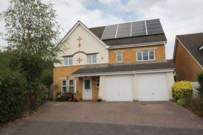 7 Bedrooms Detached House for sale in Hester Wood, Yate, Bristol, Gloucestershire
