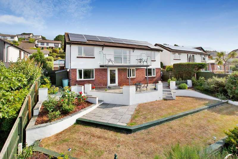 4 Bedrooms Detached House for sale in Great Furlong, Bishopsteignton, Teignmouth