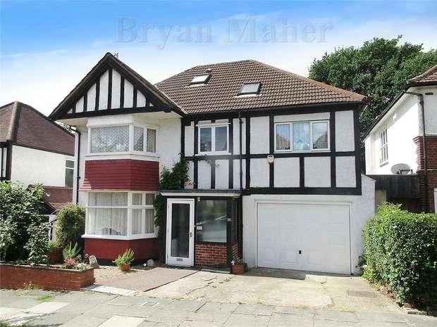 5 Bedrooms Detached House for sale in Corringham Road, Wembley Park