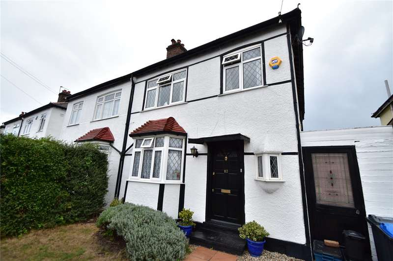 3 Bedrooms House for sale in Ingram Road, Thornton Heath