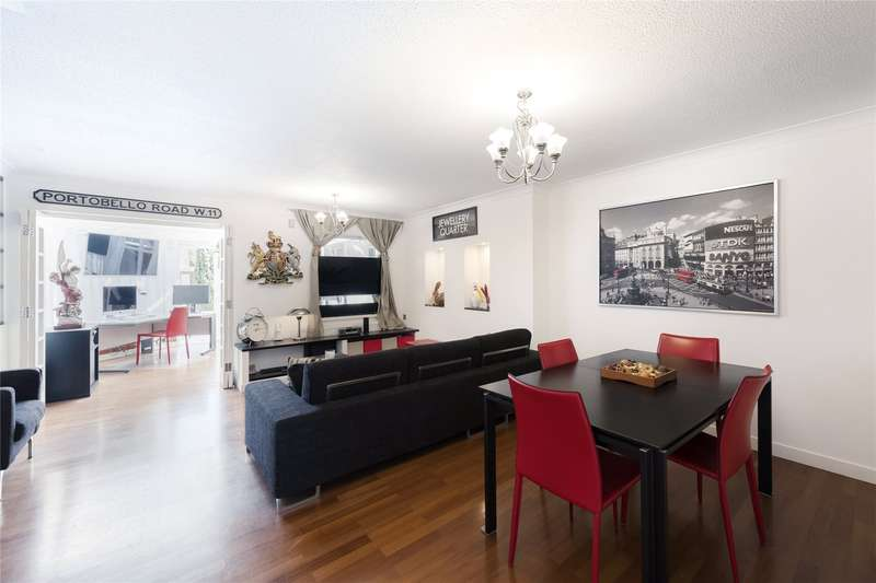 3 Bedrooms House for sale in Langham Place, Chiswick, London, W4
