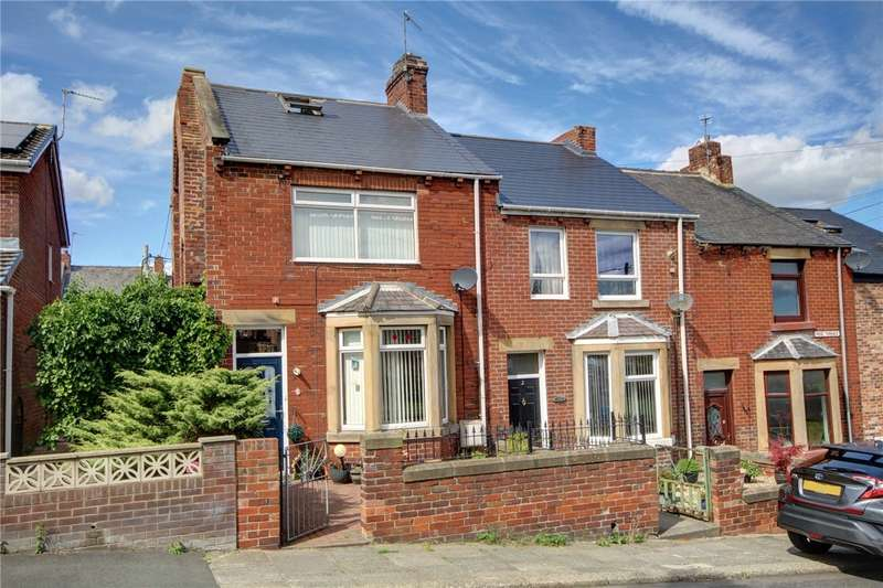 2 Bedrooms Terraced House for sale in Rose Terrace, Langley Park, Durham, DH7