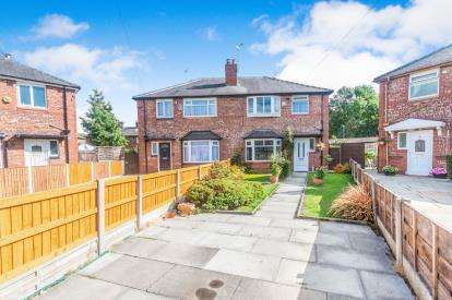 3 Bedrooms Semi Detached House for sale in Whitethorn Avenue, Burnage, Manchester, Gtr Manchester