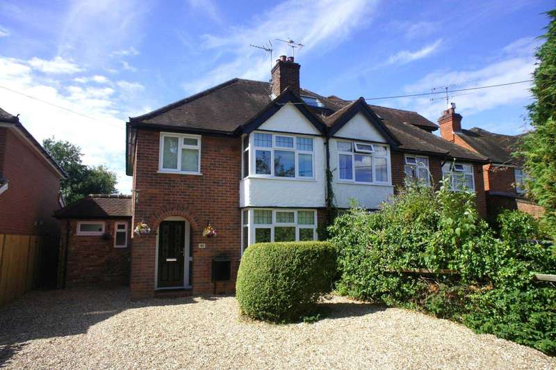 3 Bedrooms Semi Detached House for sale in Wood Lane, Sonning Common