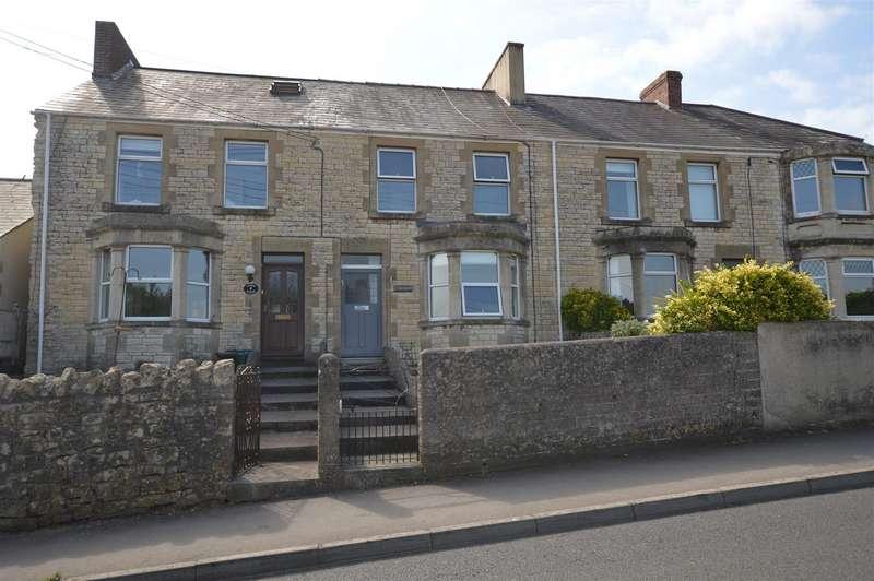 3 Bedrooms Terraced House for sale in Farrington Road, Paulton