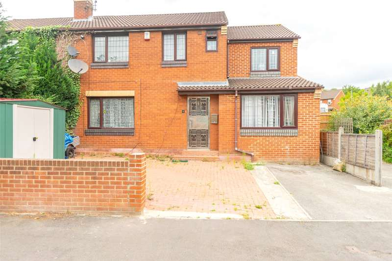 8 Bedrooms Semi Detached House for sale in Farm Hill Way, Leeds, West Yorkshire, LS7