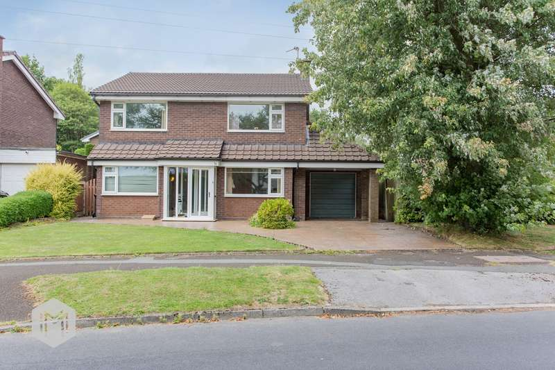 4 Bedrooms Detached House for sale in Grange Park Road, Bromley Cross, Bolton, BL7