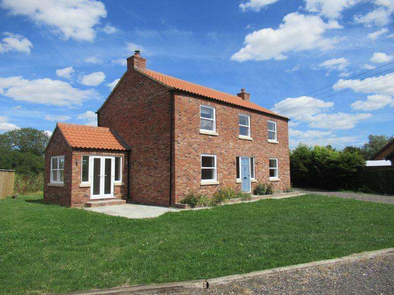 3 Bedrooms Detached House for sale in Alexander Way, Burgh Le Marsh