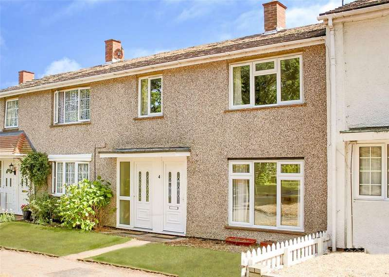 3 Bedrooms Terraced House for sale in Bluecoat Walk, Bracknell, Berkshire, RG12
