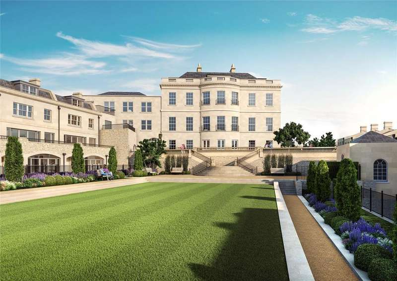 4 Bedrooms Flat for sale in Apartment F4, Hope House, Lansdown Road, Bath, BA1