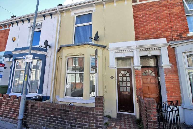 3 Bedrooms Terraced House for sale in Cardiff Road, North End