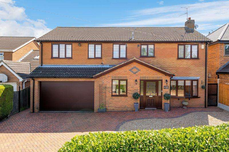 4 Bedrooms Detached House for sale in 92 Beech Road, Branston