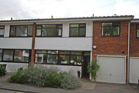 3 Bedrooms Terraced House for sale in Woodmoor End , COOKHAM, SL6