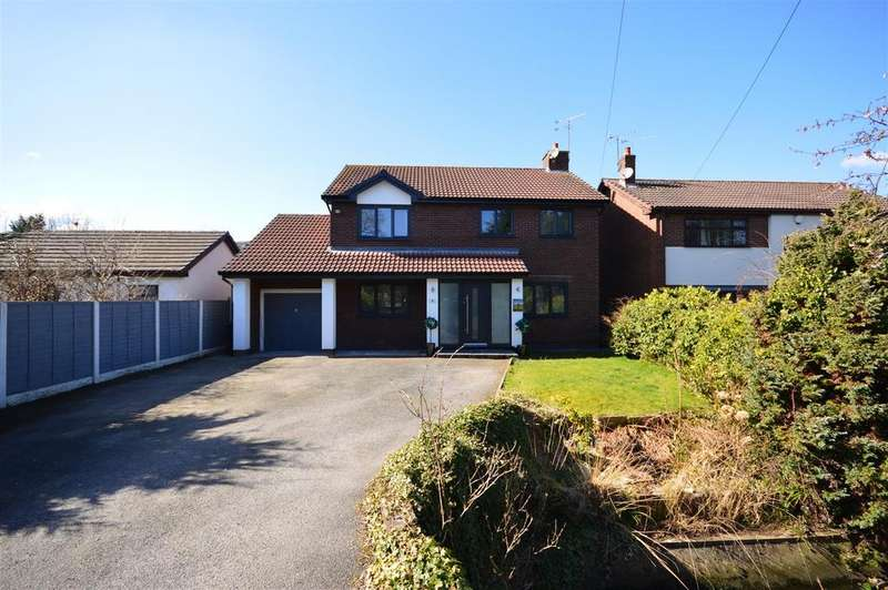 4 Bedrooms Detached House for sale in Regal Close