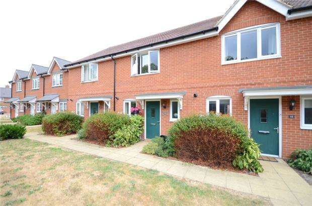 2 Bedrooms Terraced House for sale in Elk Path, Three Mile Cross, Reading