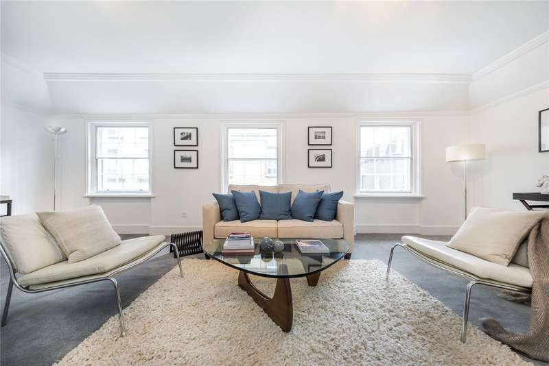 3 Bedrooms Apartment Flat for sale in Craven Street, London, WC2N