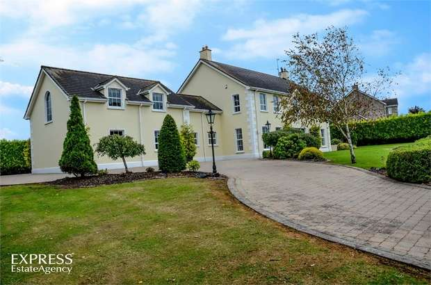 5 Bedrooms Detached House for sale in Dromore Road, Donaghcloney, Craigavon, County Armagh