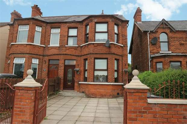 4 Bedrooms Semi Detached House for sale in Oldpark Road, Belfast, County Antrim