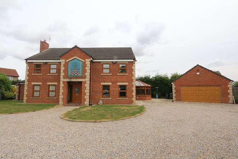 5 Bedrooms Detached House for sale in 3, Briardene Court, Sherburn in Elmet, Leeds, Yorkshire, LS25 6PG