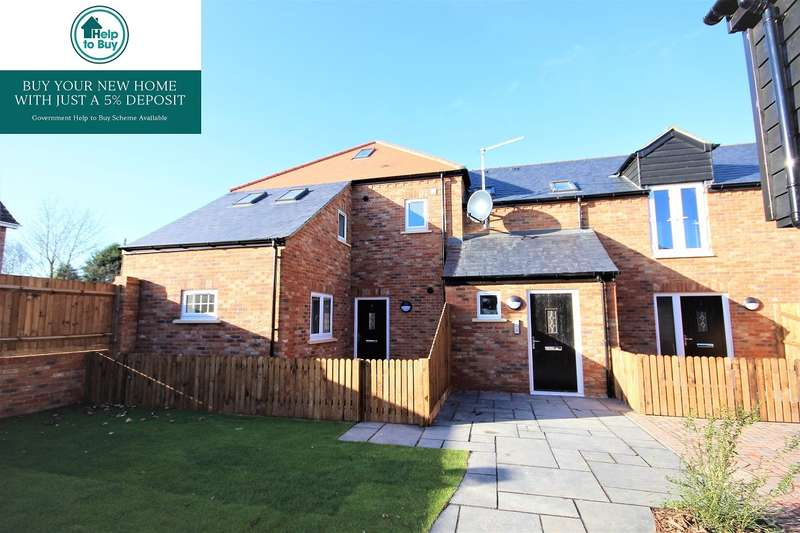 1 Bedroom Apartment Flat for sale in Cherry Mews, Flitwick Road, Maulden, MK45
