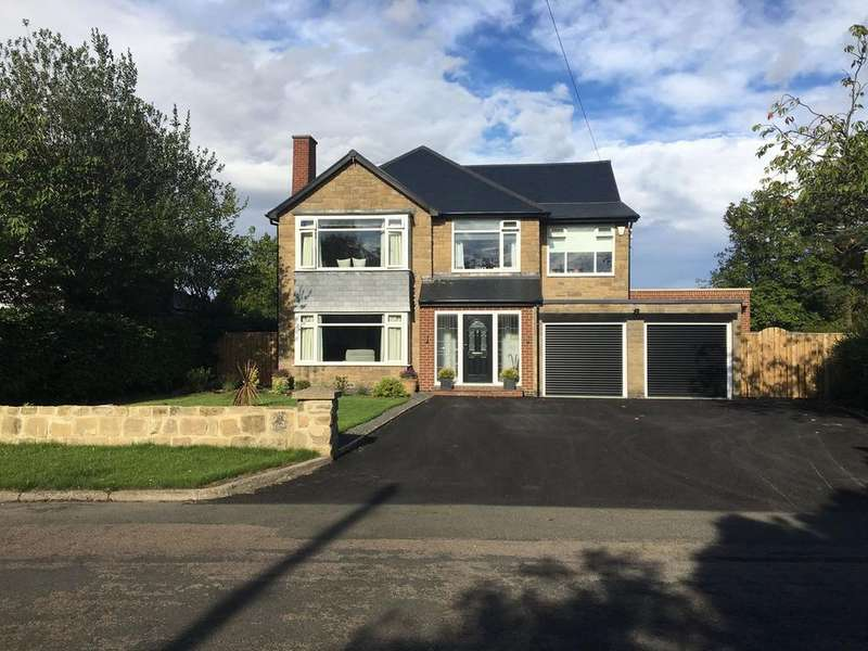 5 Bedrooms Detached House for sale in King Johns Court, Darras Hall, Ponteland, Newcastle upon Tyne, NE20