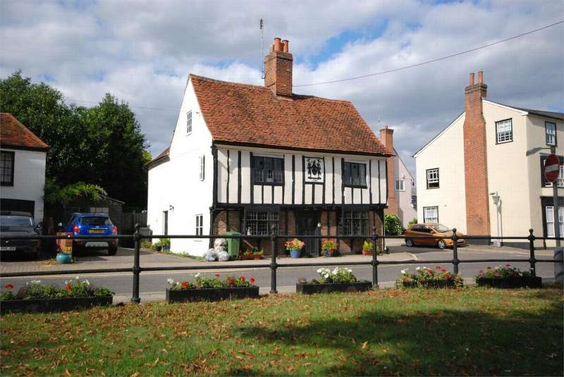 3 Bedrooms Detached House for sale in West Street, Coggeshall, Essex