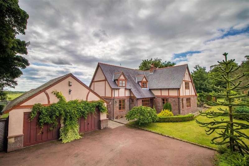 4 Bedrooms Detached House for sale in Dunstan Lane, Burton, Neston
