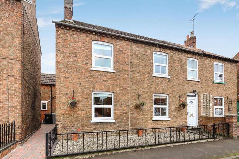 3 Bedrooms Semi Detached House for sale in Vine Street, Billingborough NG34